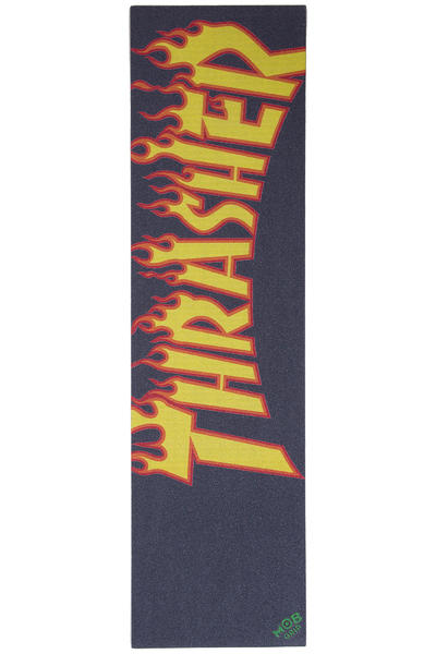 Thrasher x Mob Flame Logo Graphic Griptape (black)