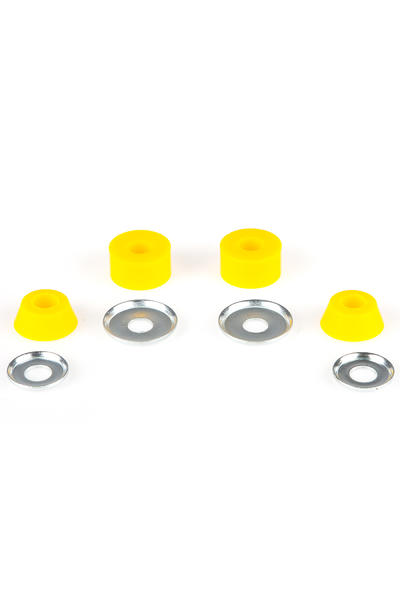 Independent 96A Standard Cylinder Super Hard Lenkgummi (yellow) 2er Pack