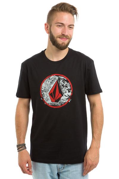 Volcom Punk Circle T-Shirt (black)