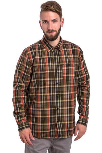 Volcom Bartlett Shirt (bark brown)