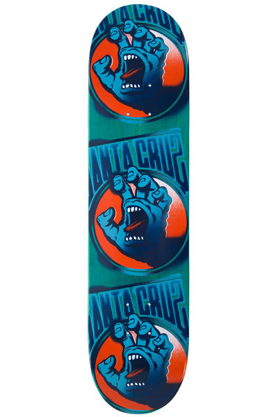 "Santa Cruz Screaming Tag 7.5"" Deck"