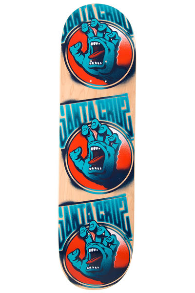 "Santa Cruz Screaming Tag 8.25"" Deck"