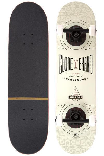 """Globe Banger 8"""" Komplettboard (off white)"""