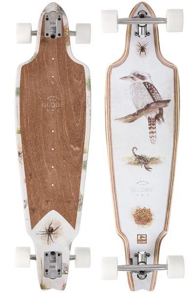 """Globe Prowler 38,5"""" (97,8cm) Komplett-Longboard (dark maple outback)"""