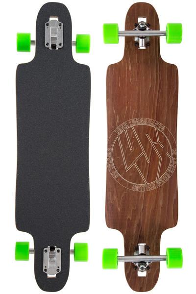 """Lush Freebyrd 37.5"""" (95,25cm) Komplett-Longboard (wood)"""
