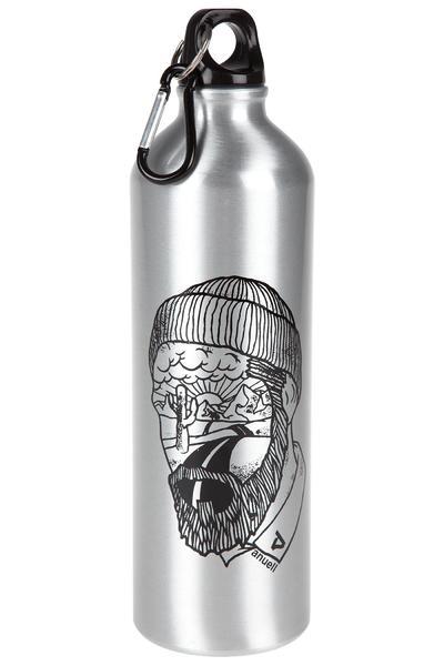 Anuell Carter Trinkflasche (silver)