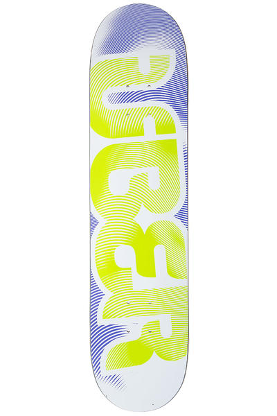 "Über Skateboards Sonic Light 7.5"" Deck (green)"