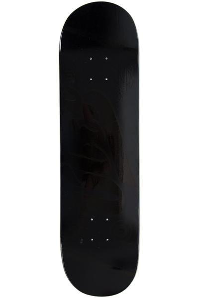 """Über Skateboards Black In Black 8.375"""" Tabla (black)"""