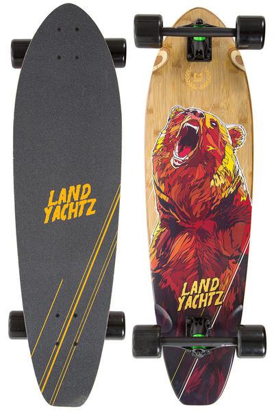 "Landyachtz Bamboo Stout 36"" (91,5cm) Komplett-Longboard 2015"