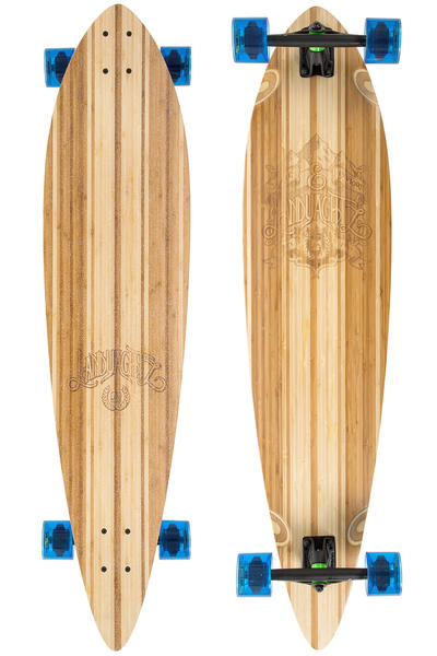 "Landyachtz Fibreglass Pinner 44"" (111,8cm) Complete-Longboard 2015"