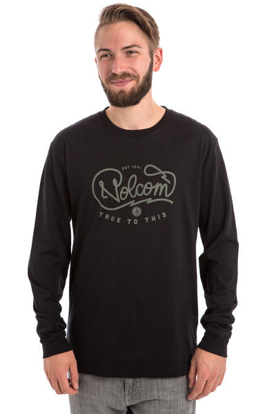 Volcom V-Entry Longsleeve (black)