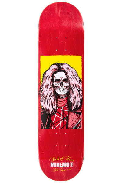 "Girl Capaldi Skull Of Fame 8"" Deck (red)"