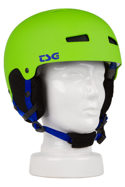 TSG Gravity Solid Color Snow-Helm (flat green)