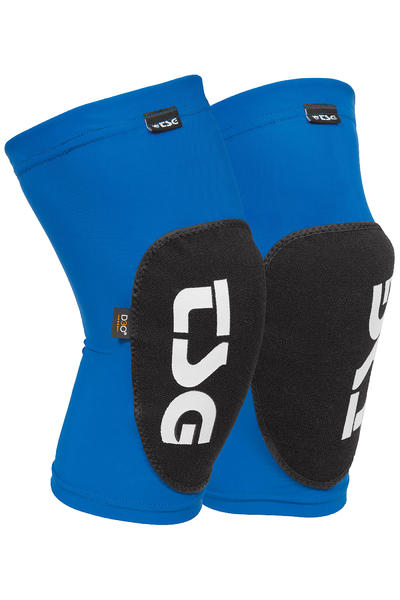 TSG Arctic Knee 2nd Skin D3O Kneepad (blue)