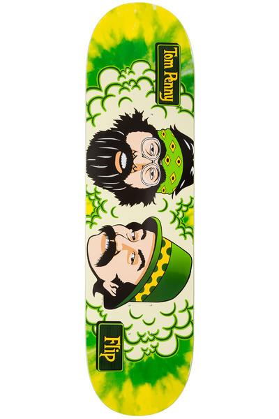 """Flip Penny Cheech & Chong 8.125"""" Deck (green)"""