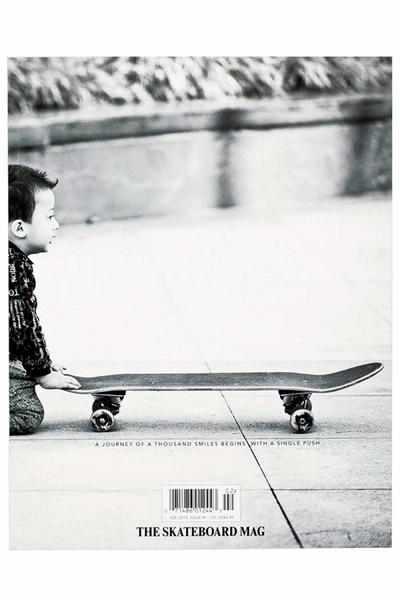 The Skateboard Mag Februar 2015 Revista