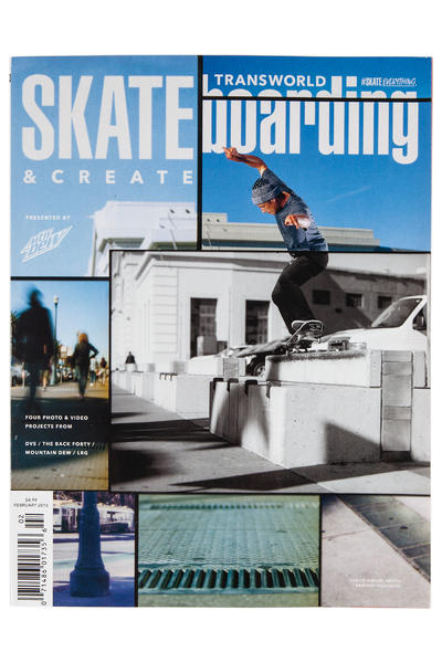 Transworld Februar 2015 Revista
