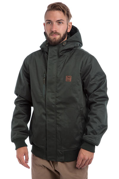 Iriedaily Come What May Jacket (anthracite)