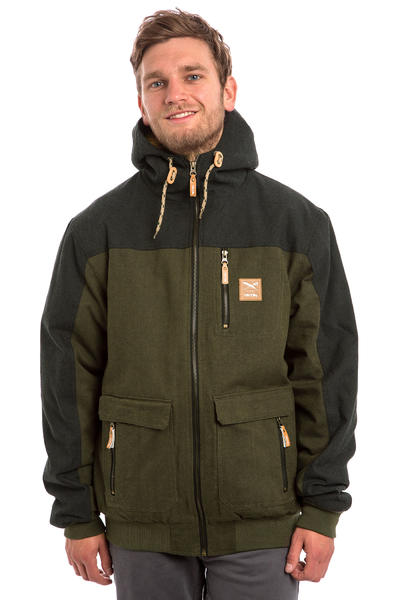 Iriedaily Dock36 Worker Jacket (olive)