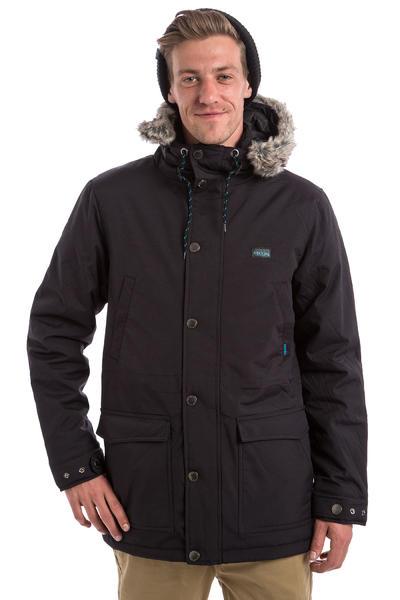 Iriedaily City Arctic Parka Jacket (black)