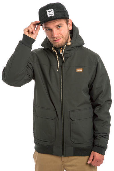 Iriedaily City Worker Jacket (anthracite)