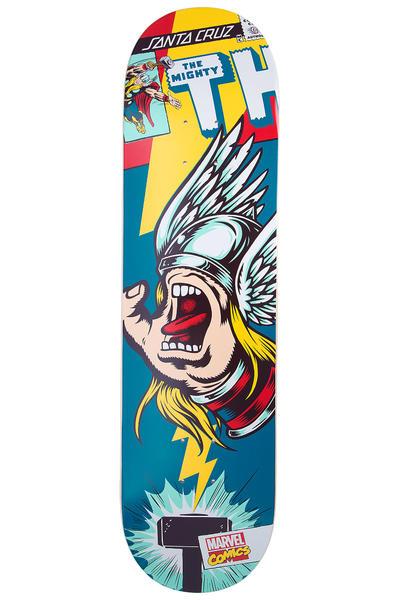 """Santa Cruz x Marvel Thor Hand 8.2"""" Deck"""
