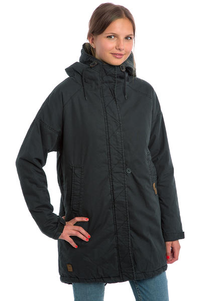 Iriedaily Bulky Parka Jacket women (black)