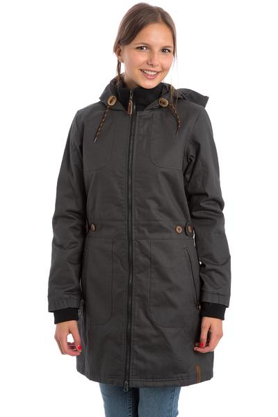 Iriedaily Youriko Wax Jacke women (black)
