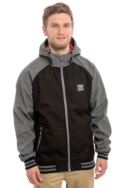 Iriedaily Fusion College Jacket (black)