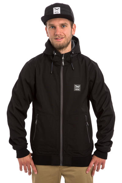 Iriedaily Sober Flag Jacket (black)