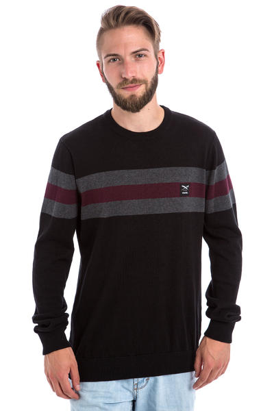 Iriedaily Flag Role Daily Sweatshirt (black)
