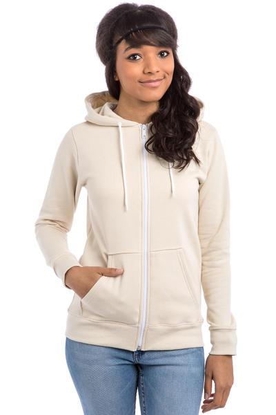 SK8DLX Cozy Zip-Hoodie women (heather beige)