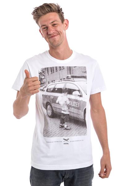 Iriedaily Pissizei T-Shirt (white)