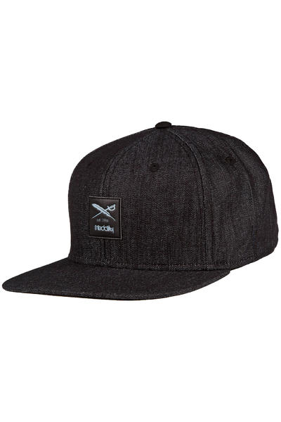 Iriedaily Exclusive Flag Snapback Cap (black)
