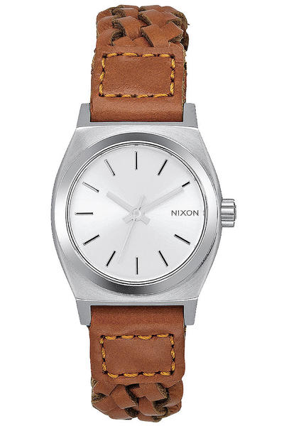 Nixon The Small Time Teller Uhr women (saddle woven)