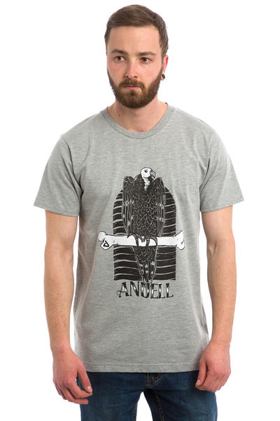 Anuell Leroy Camiseta (heather grey)