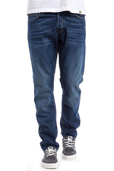 Carhartt WIP Klondike Pant II Edgewood Jeans (blue strand washed)