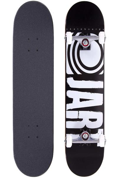 "Jart Skateboards Logo Basic SP15 7.625"" Komplettboard (black)"