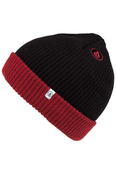 Volcom 2-Tone Sweep Beanie (black)