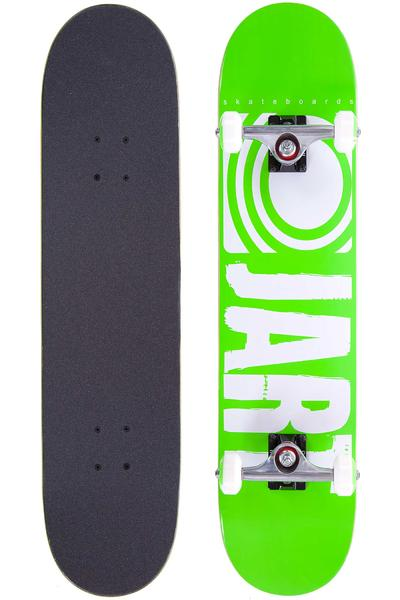 "Jart Skateboards Logo Basic SP15 7.75"" Komplettboard (green)"