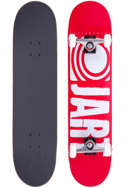 "Jart Skateboards Logo Basic SP15 8"" Komplettboard (red)"