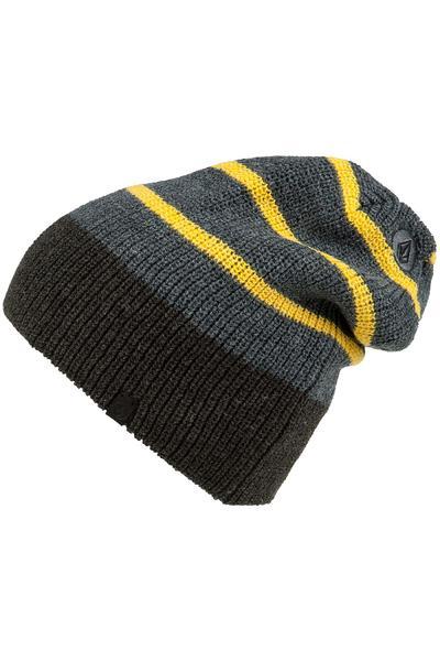 Volcom Mod Stripe Mütze (charcoal)