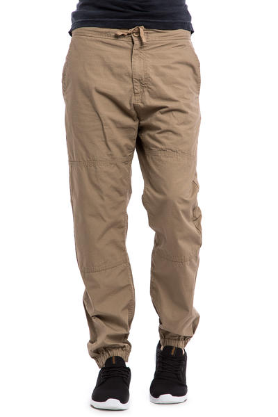 Carhartt WIP Marshall Jogger Columbia Pants (leather rinsed)