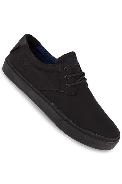 Lakai MJ Canvas Shoe (black black)