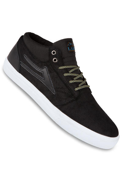 Lakai Griffin Mid AW Suede Chaussure (black oiled)