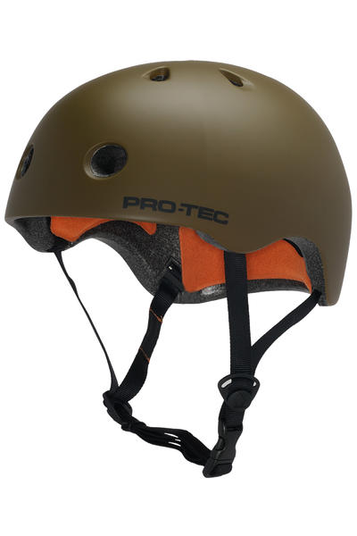 PRO-TEC Street Lite Casco (satin army green)