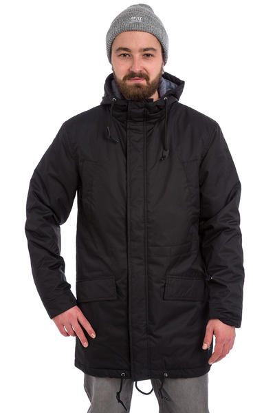 Wemoto Finley Parka Jacket (black)