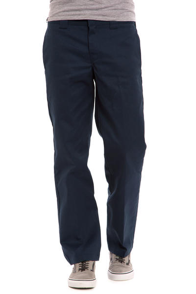 Dickies 873 Slim Straight Workpant Pants (navy blue)