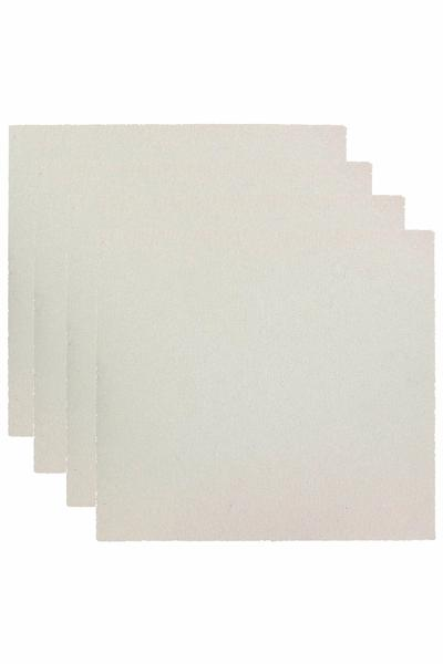 """Vicious Extra-Coarse 10"""" x 11"""" Griptape (clear) 4er Pack"""