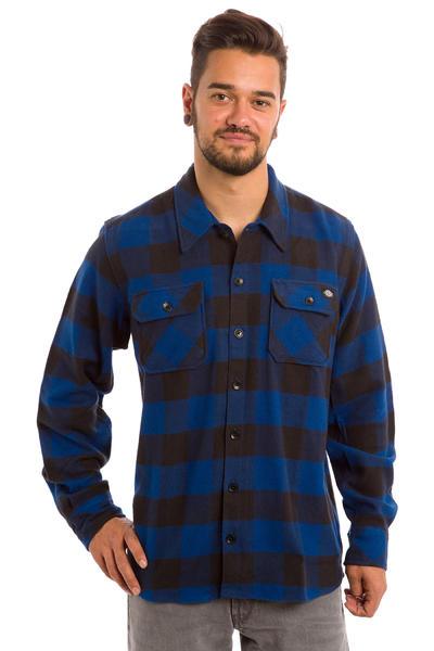 Dickies Sacramento Camisa de franela (blue)